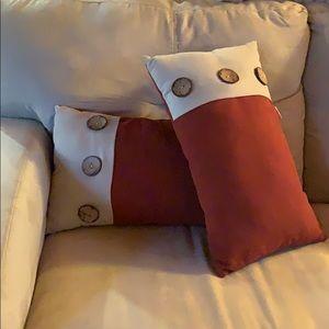 Pier 1 Imports Lumbar Pillows